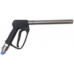 Кавитационный пистолет с отдачей