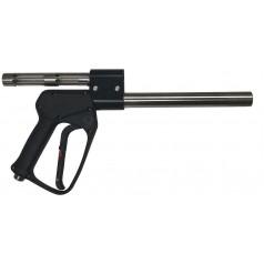 Кавитационный пистолет без отдачи