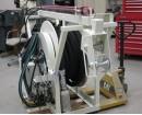 Гидравлическая трехступенчатая помпа с цилиндрическим корпусом Hydra-Teсh S310-3/S310-3SS