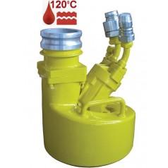 Гидравлическая помпа для слабозагрязненной воды Hydra-teсh S4СHL