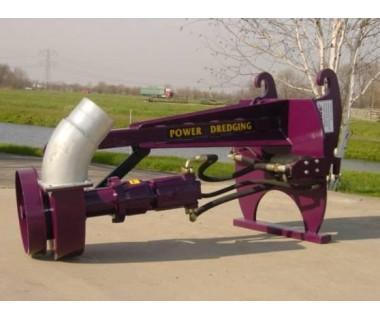 Гидравлический насос/землесос  POWER DREDGING 3000 с режуще-взбалтывающим механизмом