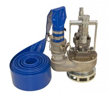 Гидравлический шламовый насос (помпа) HYCON HWP3