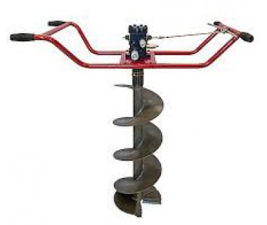 Гидравлический ручной бур Bur1-380x320