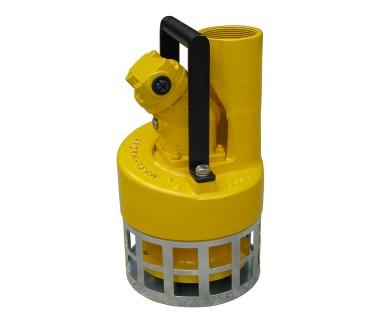 Гидравлическая помпа для нефтешлама Hydra-teсh S3SСR
