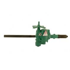 Пневматическая дрель с продвигаемым шпинделем spt220820030