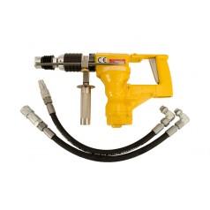Гидравлический перфоратор, патрон SDS-plus