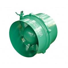 Встраиваемый пневматический вентилятор spt815040300